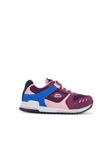 Slazenger Slazenger EDMOND Sneaker Çocuk Ayakkabı  Mor